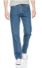72474f9a Mens Ex Lee Brooklyn Blue Stonewash Comfort Fit Jeans RRP £65 (SECONDS) L170