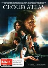 Cloud Atlas (dvd) - DVD Region 4 Free Shipping!