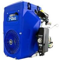 Duromax XP23HPE 713cc 23 HP V-Twin Engine w/ Electric Start Key Switch Box