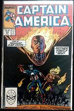 Captain America #356; Grading: NM-