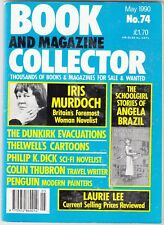BOOK AND MAGAZINE COLLECTOR  -   No 74 -- MAY 1990