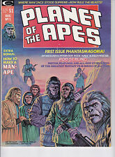 PLANET OF THE APES MAGAZINE #1 VF/NM+