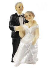 Brautpaar Goldene Diamantene Eiserne Gnaden Hochzeit Goldpaar Hochzeitspaar Deko