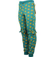Adidas Jeremy Scott JS Bondage Sweatpants estrellas talla M pantalones de leopardo W60483