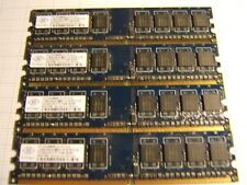 2Gb Kit, 4 x 512Mb PC2-5300U-555-12-d1.512, 1RXx8.667 DDR2 SDRAMM