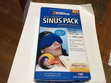 THE ORIGINAL BED BUDDY SINUS PACK THERMATHERAPY HOT/ COLD PACK NEW TWO