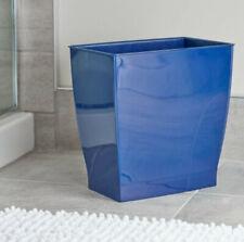 Rectangular Trash, Waste Basket Garbage Can for Bathroom, Bedroom, Home Office,
