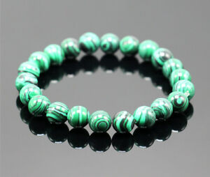 Men Women Natural Stone Agate Beads Bracelets Tiger Eye Turquoise Jewelry Gifts