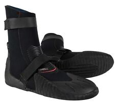 O'Neill Heat 5mm Round Toe Cold Water Surf Boot - 10, Black