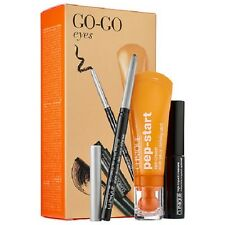 NIB Clinique GO-GO Eyes Pep-Start Eye Cream High Impact Mascara Quickliner Liner