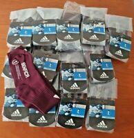 x14 pairs kids Adidas Football Team Sock Size 1 UK 2.5-4, EUR 34-37 NEW