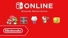 NINTENDO SWITCH ONLINE MEMBERSHIP 12 MONTHS !family slot! - QUICK EMAIL DELIVERY