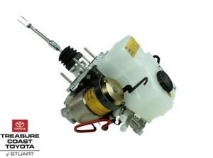 NEW OEM TOYOTA 4RUNNER LEXUS GX470 BRAKE BOOSTER ASSEMBLY WITH MASTER CYLINDER