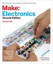 Make: Electronics: Learning Through Discovery (Paperback), Platt,...