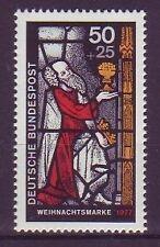 Briefmarken aus der BRD (1970-1979) mit Feiertags- & Weihnachts-Motiv