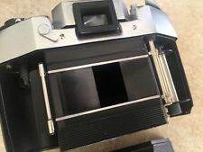 RARE! EXA 1 B Täterlichtbildkamera Halbformat f. POLIZEI / STASI in OVP - Zub.