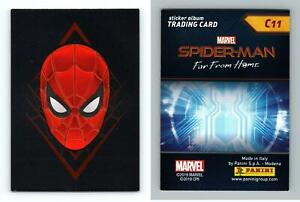 Marvel Spider-Man Far From Home #C11 Panini 2019 Trading Card