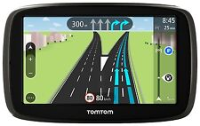 TomTom Start 50 Central Europe XXL CE SatNav Free Lifetime Maps Tap&Go WOW