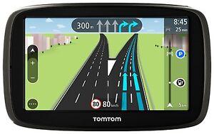 TomTom Start 50 M Europa 45 Länder XXL EU GPS Navi FREE Lifetime Maps Tap&Go WOW