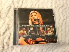 Live by Alison Krauss & Union Station (CD, 2 Discs)