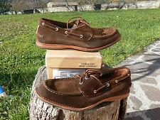 NUOVO Timberland Boot Company 79529 Counterpane n.41.5 scarpe da barca uomo