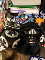 DARTH VADER Funko Star Wars Galactic Plushies and BB8 - Disney NWT Lot of 2