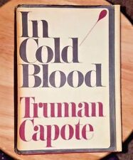 IN COLD BLOOD - Capote - 1965 - Book-of-the-Month - Random House