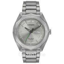 -NEW- Citizen Super Titanium Eco-Drive Solar Watch AW0060-54A