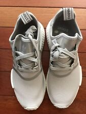 Adidas Womens NMD R1 Matte Silver s76004 NEW Size 8.5 Womens