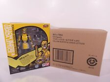 S.H.Figuarts Yellow Buster & USADA Lettuce Tokumei Sentai Go-Busters