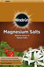 Miracle-Gro Magnesium Salts Natural Source of Epsom Salts 1.5kg