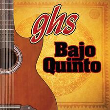 Bajo Quinto Strings Cuedars Bajo Quinto Nuevo Steel ghs 10 Strings new