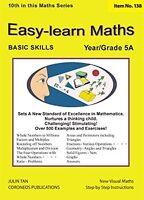 Basic Skills - Easy Learn Maths 5a