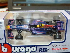 1/64 2013 MARK WEBBER RED BULL RACING RENAULT INFINITI RB9 BBURAGO F1 AUSTRALIA