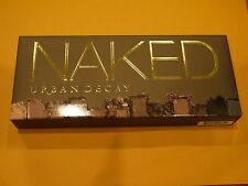 New URBAN DECAY NAKED Palette Eye Shadow New in Box 100% Authentic
