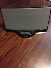 No Power Cord - Bose black Sound Dock 1 One Digital Music System speaker iPod