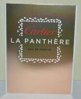 CARTIER La Panthere Eau De Parfum Spray .05 FL OZ Sample Size