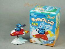F-Toys Disney LILO And STITCH Space Ship Cake Topper Figure Decoration K1307 H