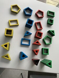 Polydron Magnetic Class Set