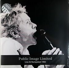 Public Image Ltd - Live at Rockpalast 1983 (Ltd 2 x Grey Vinyl LP) New & Sealed
