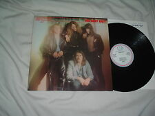GASKIN No Way Out LP RARE BRITISH metal ORIGINAL UK IMPORT press