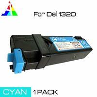 1PK Color Laserjet 1320 Cyan Toner Cartridge for DELL Dell- Color Laser 1320c