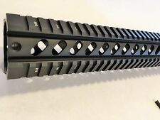 "VECTOR 12"" Quad Rail Free-Float Handguard 223/5.56 - Free Expedited Shipping!"
