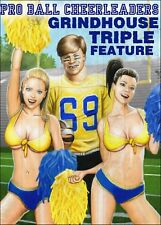 Pro-Ball Cheerleaders Grindhouse Triple Feature (OOP - DVD)