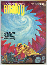 ANALOG Science Fiction Magazine 1974 11 Issue Lot