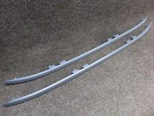 ORIGINAL AUDI A6 4F toute Pièce rails de toit garde-corps 4f9860022l 4f9860021l