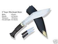 """6"""" Super Mini Jungle,kukri,khukuri,gurkha knives,handmade knife by GK&CO.KUKRI"""