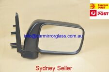 NEW DOOR MIRROR FOR NISSAN PATROL Y61 GU 1997-2014 RIGHT(UTE ONLY, NOT FOR WAGON