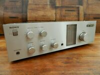 Sony TA-333 Integrated Stereo Amplifier Vintage