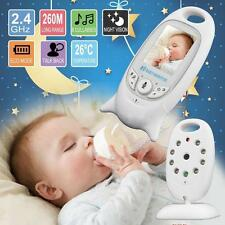 2.4GHz Wireless Digital video Baby Monitor with 2.0Inch Colorful LCD Cam US GA